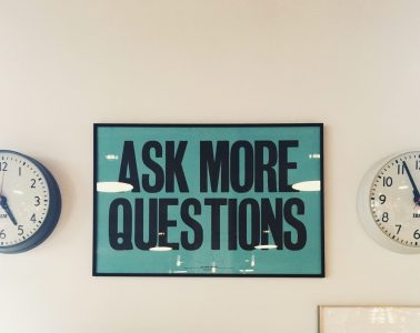 wywiady z klientami zadawaj pytania